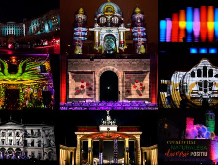 NEW MAPPING REEL IN THE INTERNATIONAL DAY OF LIGHT