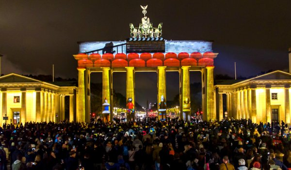 BERLIN FESTIVAL OF LIGHTS AWARD 2015