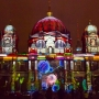 Harmonie, video mapping on Berlin Cathedral